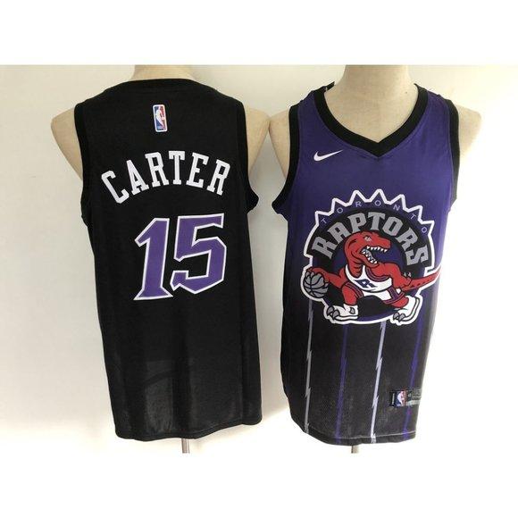 Other - Toronto Raptors Vince Carter  Black Jersey